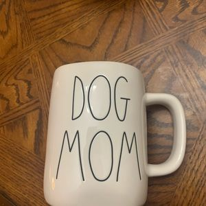 Rae Dunn dog mom mug